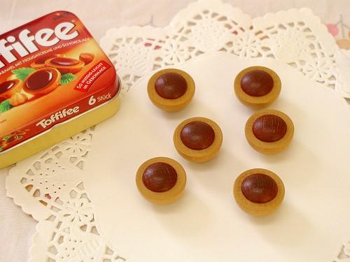 ままごと・食材 エリツィ社(Erzi) 缶入チョコレート