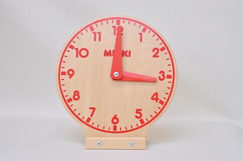 時計のおもちゃ ミッキィ社(MICKI) M時計 大