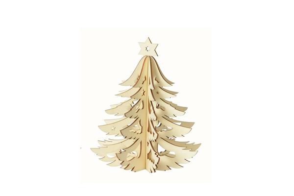 クリスマスインテリア ヴァンデーラ社(Wandera) WR星のツリー・大