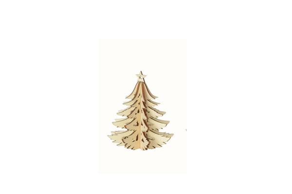 クリスマスインテリア ヴァンデーラ社(Wandera) WR星のツリー・小