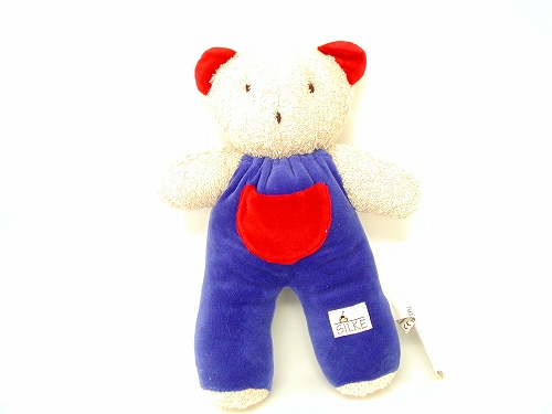 布のおもちゃ ケーセン社(KOSENER) ジルケ くま