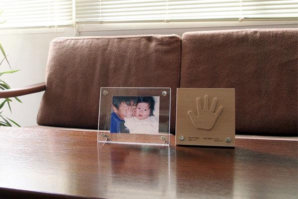 無垢工房  天使の手形