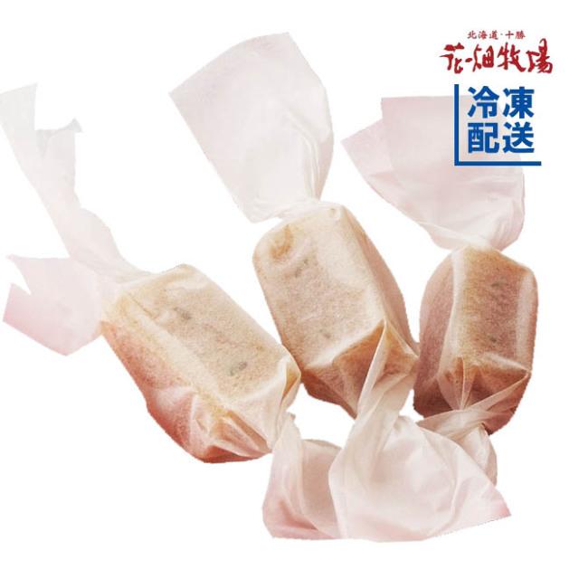 ★送料無料★花畑牧場 生キャラメル 北海道産いちご24粒×10袋 【冷凍配送】