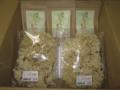 【お歳暮用】生鮮ハナビラタケ 400g×2パック 焙煎ハナビラタケ茶(30g)×3袋/セット