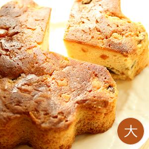 英国伝統しっとり濃厚フルーツケーキ【大】