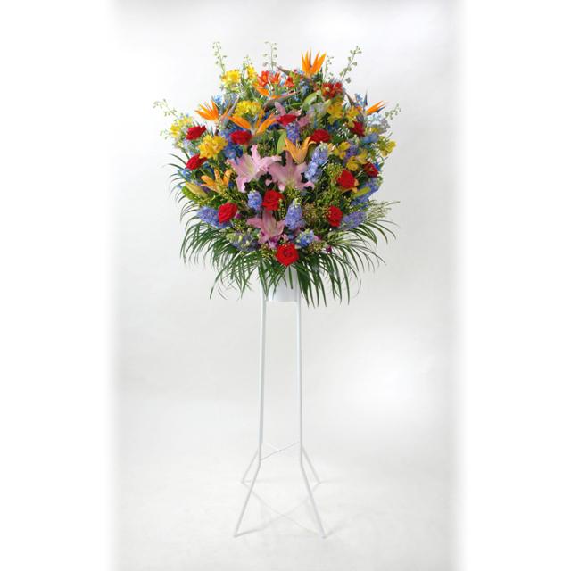 【スタンド生花】お祝い:1段 15,750円