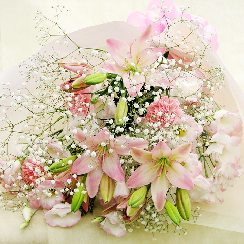 AF-012 花束(お供え花)