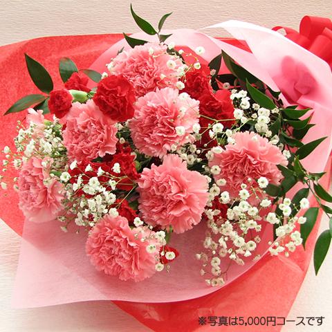 NO.9-03 花束おまかせコース7000