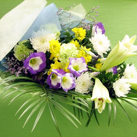 AF-015 花束(お供え花)