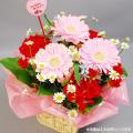 MD-008 母の日アレンジフラワー(季節の花)