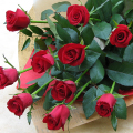 ES-012 バラの花束(赤色)