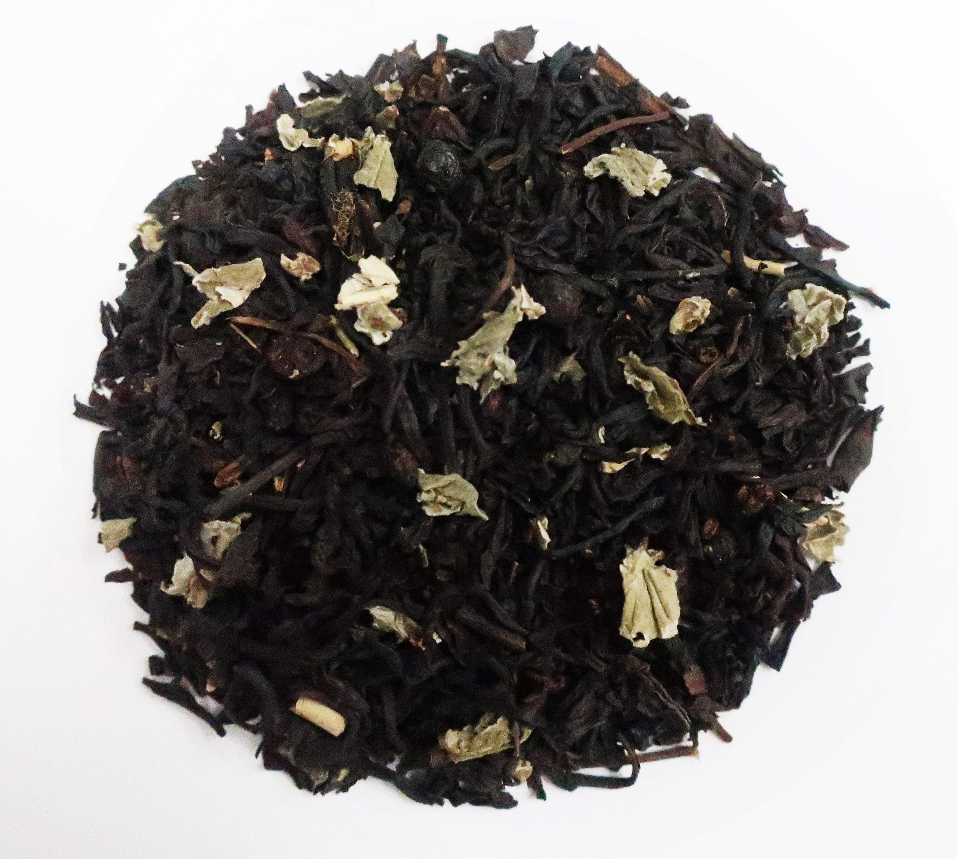 茶葉:ベリー&ベリーズ