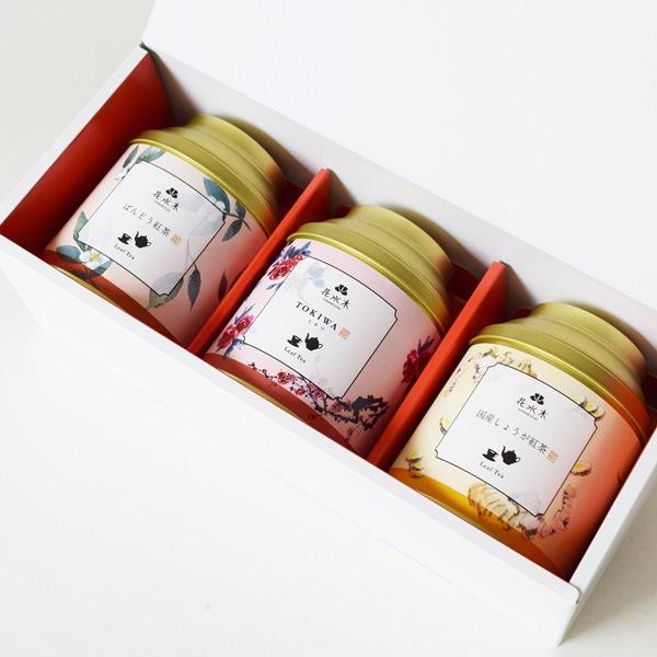 TOKIWA、ばんどう紅茶、生姜紅茶
