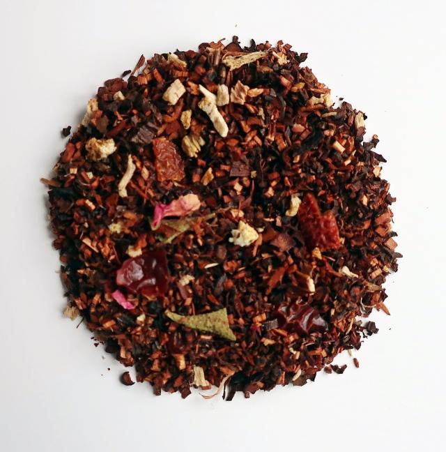 ピンクグレープフルーツハニーブッシュ茶葉