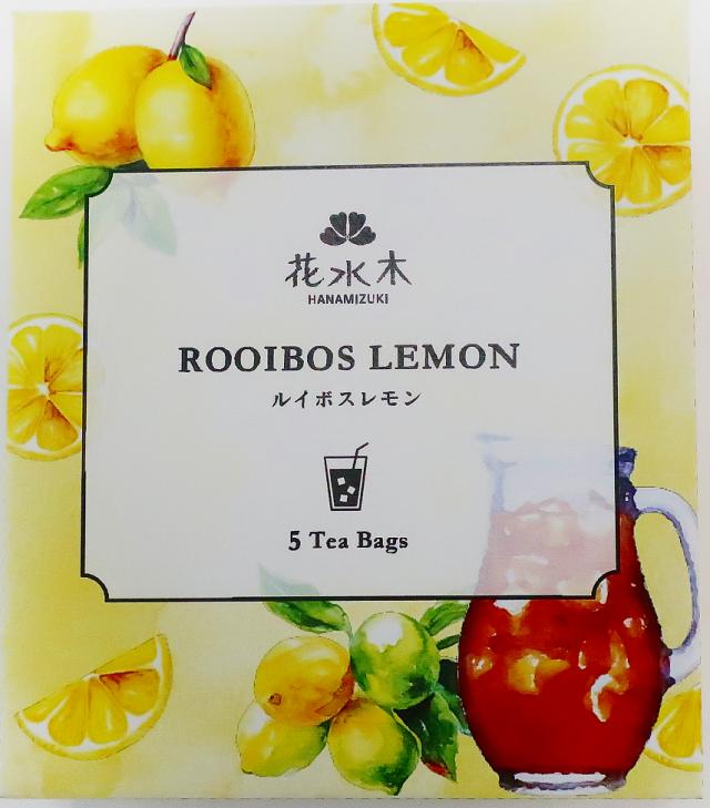 2018夏:缶ルイボスレモン