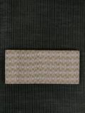 幾何学文様 タイ絣 半巾帯