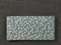 桜文様 型染め 半巾帯