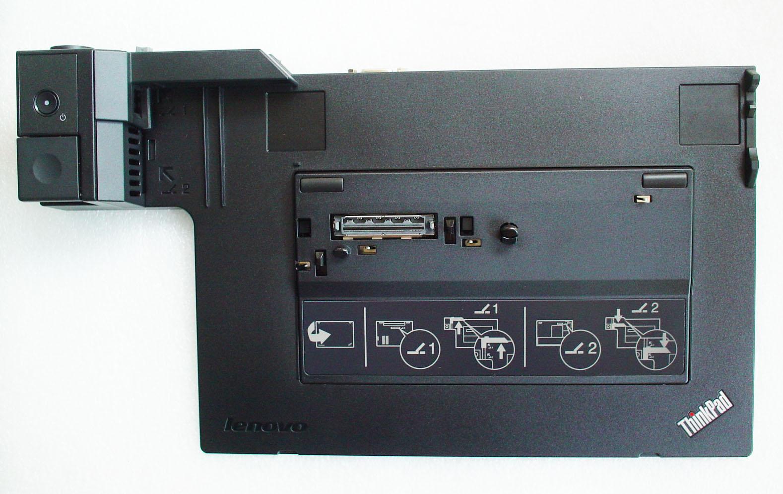 ポートリプリケータPort Replicator: 純正新品Lenovo Thinkpad用(04W1806)