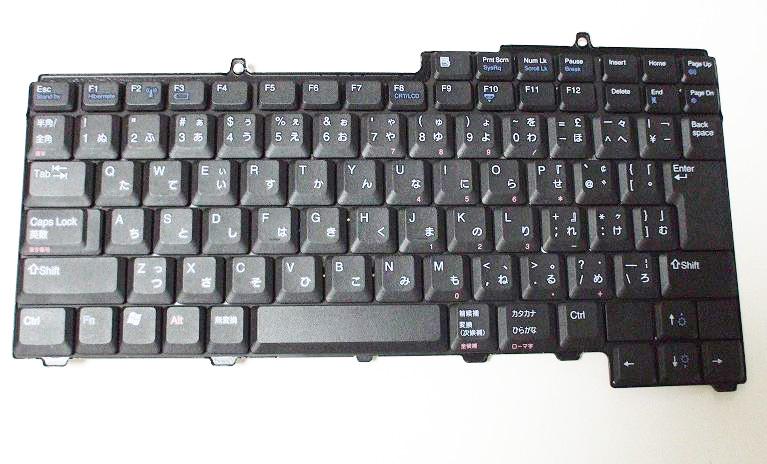 新品DELL Latitude, Inspiron等用キーボード(A199)黒