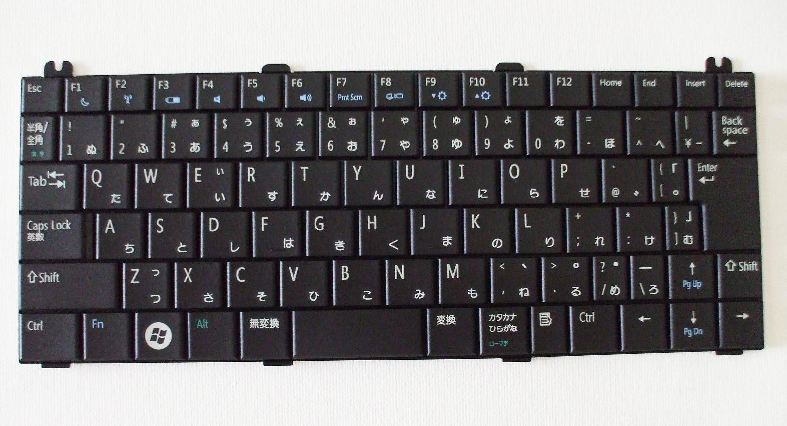 新品DELL ノートPC用キーボードV091302AJ1(黒)