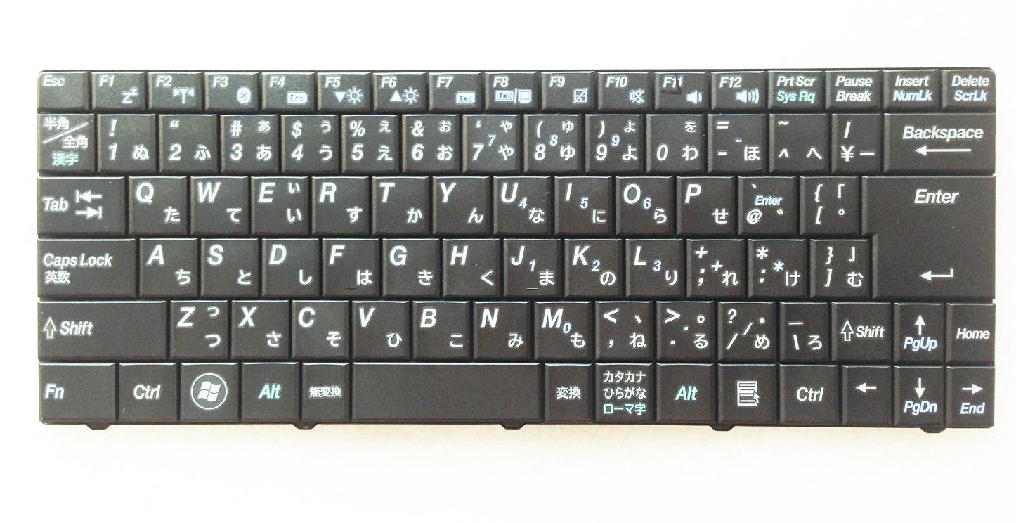 キーボード:新品ノートPC用(V109322AJ1,黒)国内発送