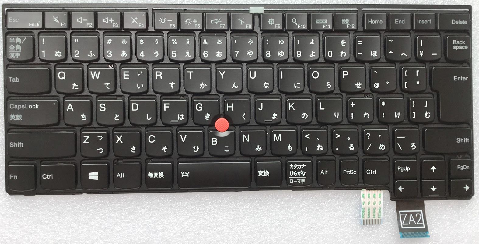 キーボード:新品Lenovo T460P T470P等用(00UR426,SN20J92013,バックライト付)国内発送