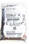 HDD:Lenovo製純正新品 (東芝製) 500GB 5400RPM (04W4075, MK5065GSX, 国内発送)