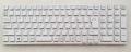 キーボード:新品SONY PC等用(V133830BJ3,白,149167711JP)国内発送