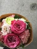 花束 ブーケ ≪ZEST≫ ピンク