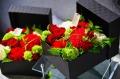 petit rose プティローズ 〜春の章〜 一般財団法人 クリステル・ヴィ・アンサンブル コラボ商品 フラワーアレンジメント