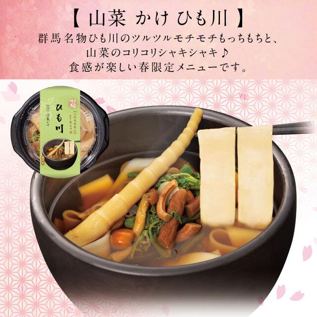冷凍 山菜かけひも川紹介(小)