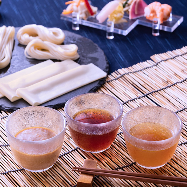三涼麺 2020 つゆイメージ