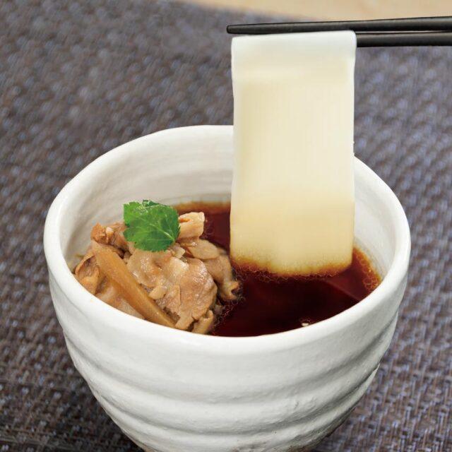 上州肉汁つゆ調理イメージ1