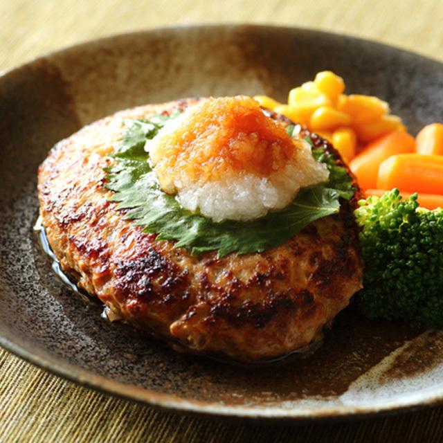 野菜おろしつゆアレンジイメージ 和風おろしハンバーグ