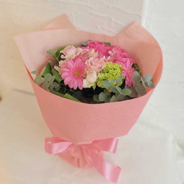 花束pink