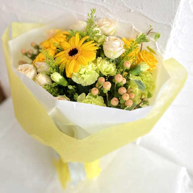 花束yellow