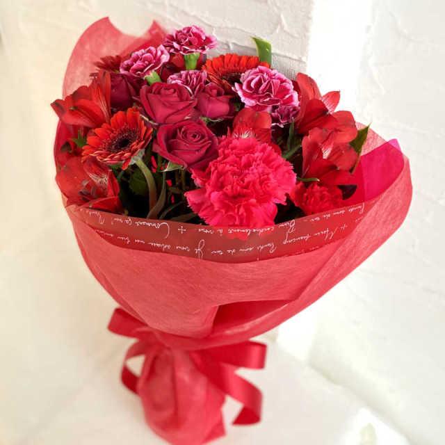 花束red