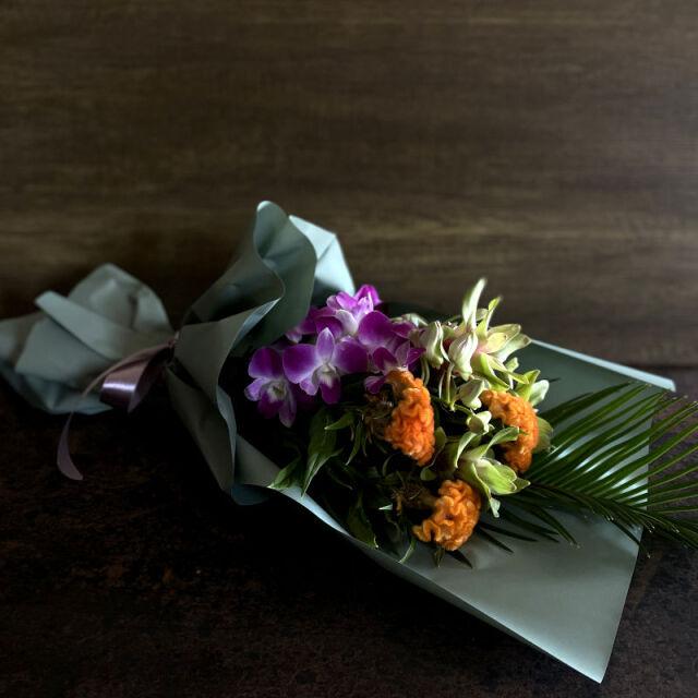 花束 aloha