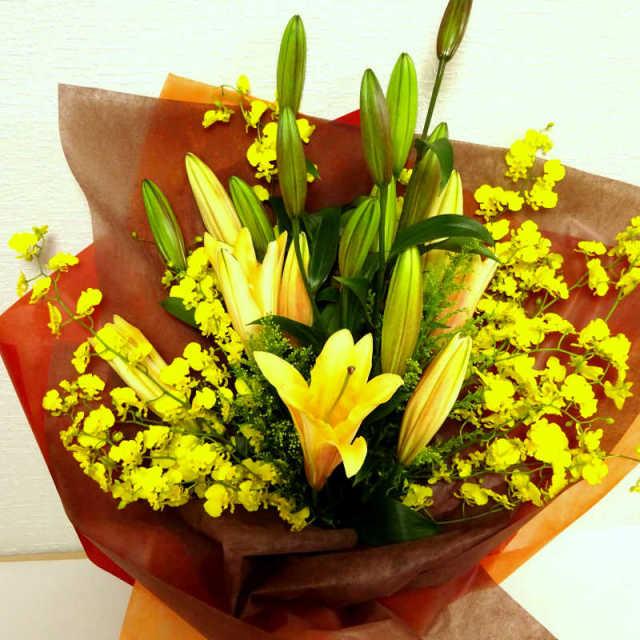 花束(yellow)