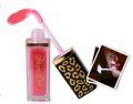 韓国化粧品  高級な 豹柄化粧品 リップグロス