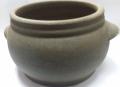 黄土小鉢だけ販売、ヨモギ蒸し専用、黄土壺