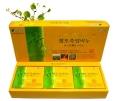 韓国化粧品hanbibi 黄土竹塩石鹸