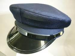 タクシー運転手制帽 紺 オールシーズンタイプ