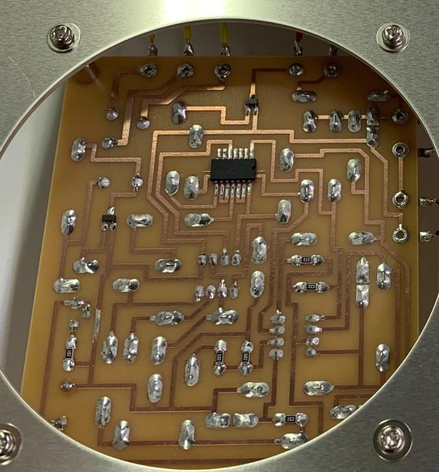 外国人技能実習生向け技能検定 電子機器組立 随時3級 基板のみ 実技見本