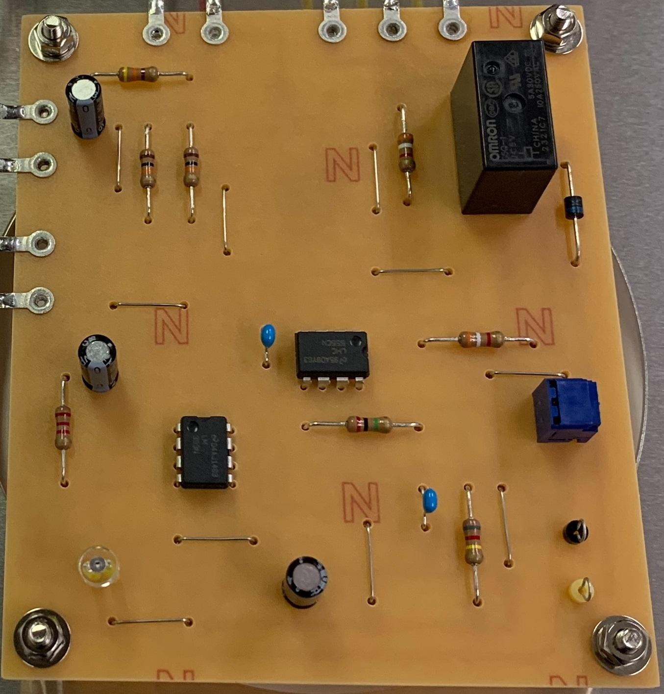 外国人技能実習生向け技能検定 電子機器組立 随時3級 実技見本