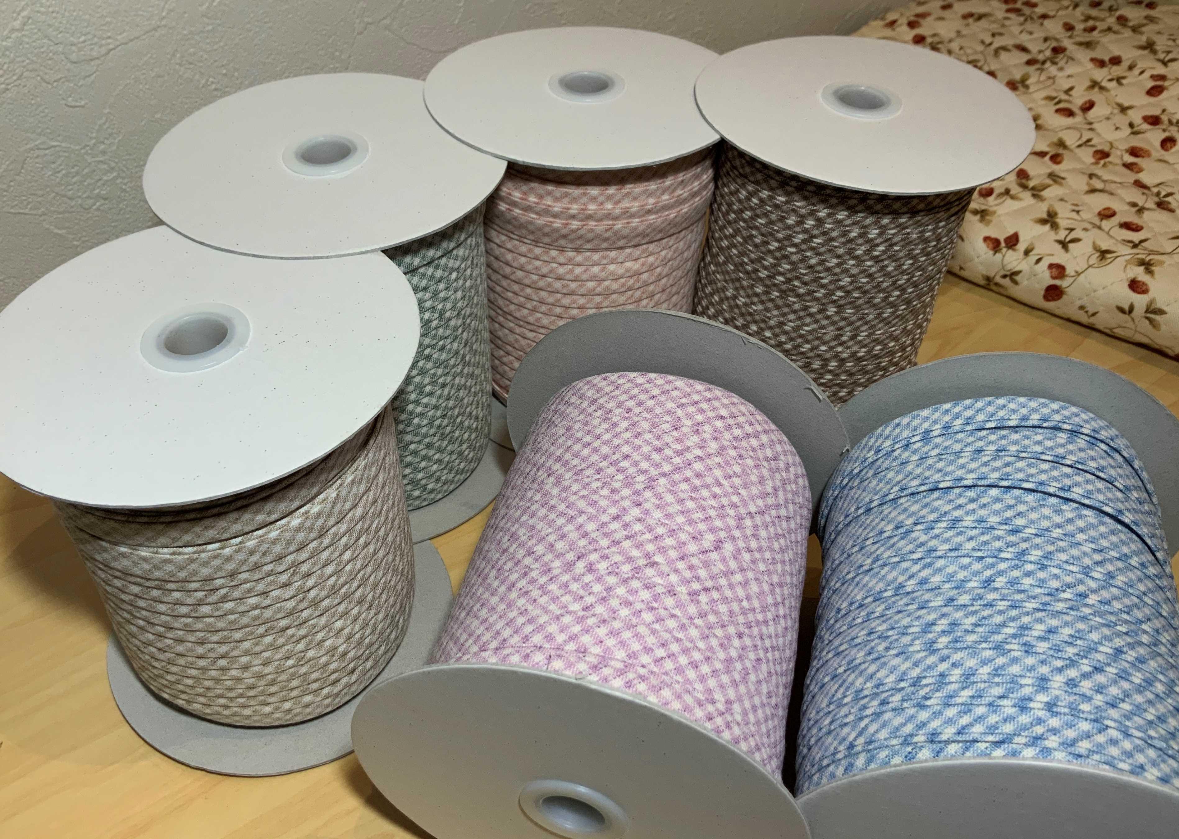 綿バイアステープ