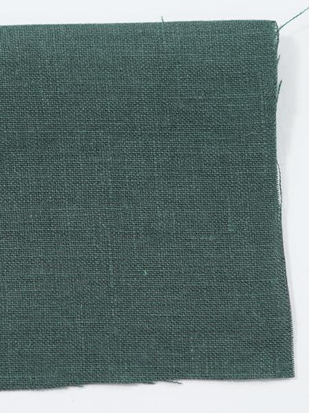 お試し生地 雅亜麻リネン 高麗納戸(こうらいなんど) 【ネコポス可】 f00555w021-s
