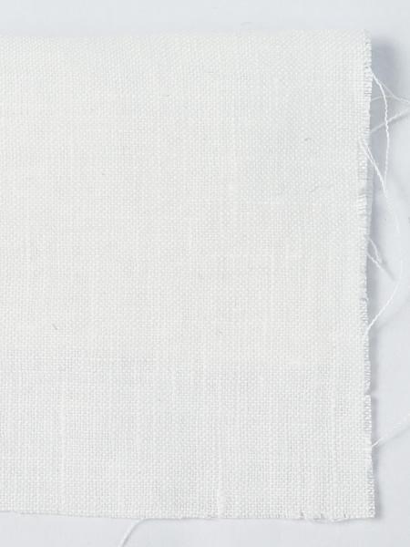 お試し生地 雅亜麻リネン 白色 【ネコポス可】 f00555w0ow-s