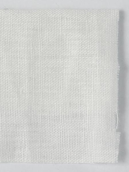 お試し生地 暖リネン ホワイト 【ゆうパケット可】 8010-1