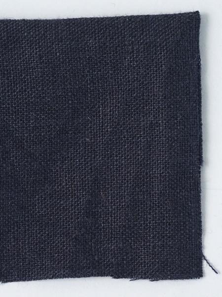 お試し生地 暖リネン ネイビー 【ゆうパケット可】 8010-J